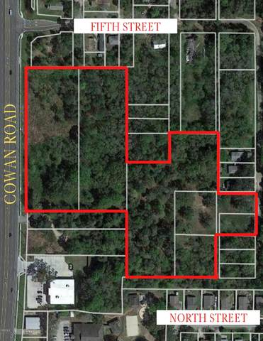0 Cowan Rd, Gulfport, MS 39503 (MLS #362154) :: Coastal Realty Group