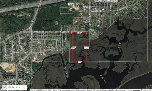 18 Acres W Oaklawn Rd, Biloxi, MS 39532 (MLS #362157) :: Coastal Realty Group
