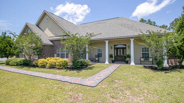 18464 Ty Valley Dr, Saucier, MS 39574 (MLS #362164) :: Coastal Realty Group