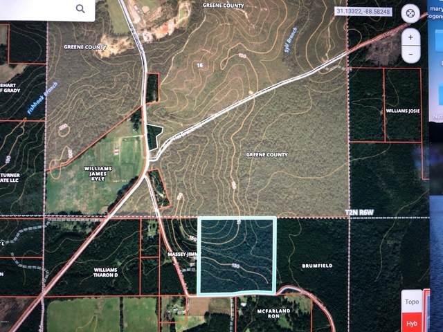 0 Jim Miller Rd, Leakesville, MS 39451 (MLS #362210) :: Coastal Realty Group