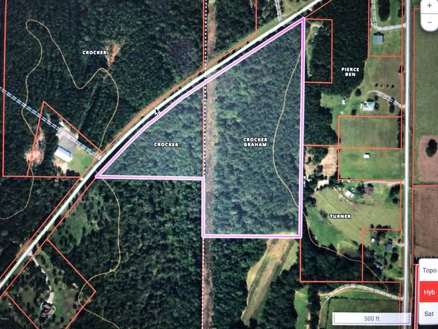 1 Old Hwy 63 North, Lucedale, MS 39452 (MLS #362230) :: Coastal Realty Group