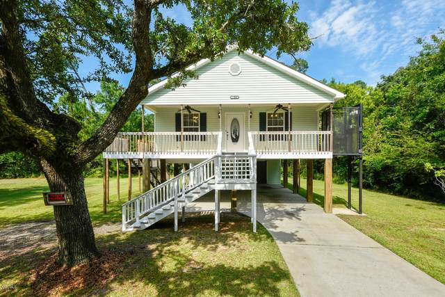 394 St Paul Ave, Pass Christian, MS 39571 (MLS #362273) :: The Sherman Group