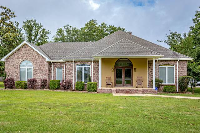 7801 Southern Bay Ln, Vancleave, MS 39565 (MLS #362289) :: The Sherman Group