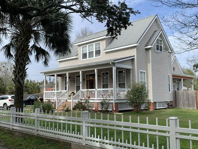 123 Sycamore St, Bay St. Louis, MS 39520 (MLS #362310) :: The Sherman Group