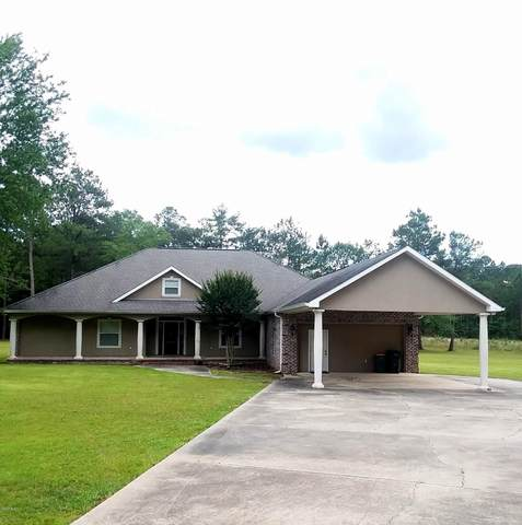 18640 White Plains Rd, Saucier, MS 39574 (MLS #362338) :: The Sherman Group
