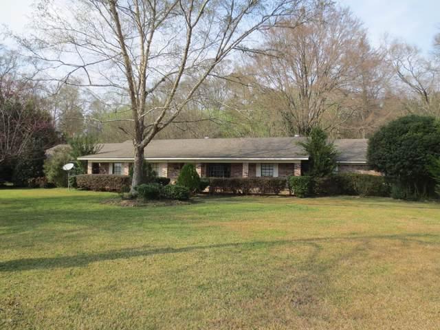 305 Garrett Rd, Silver Creek, MS 39663 (MLS #362400) :: The Sherman Group