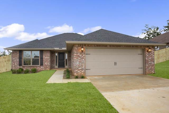 6 Summit View Dr, Perkinston, MS 39573 (MLS #362401) :: The Sherman Group