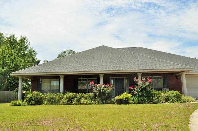 103 Avocet Ln, Ocean Springs, MS 39564 (MLS #362440) :: The Sherman Group