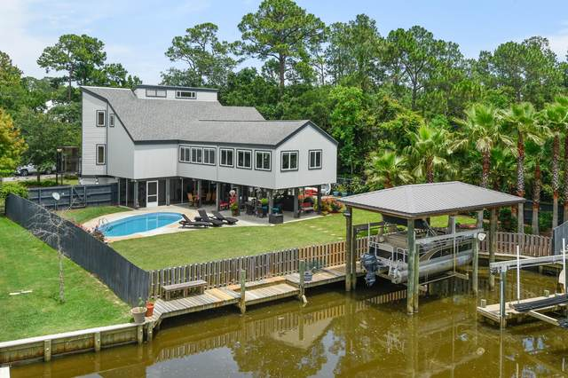 403 Fairway Dr, Pass Christian, MS 39571 (MLS #362489) :: The Sherman Group