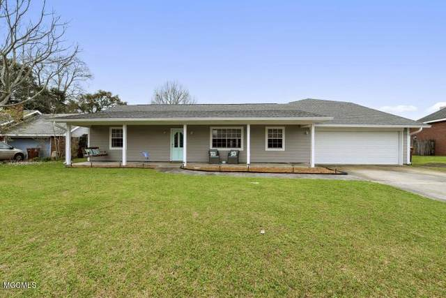 612 Old Savannah Dr, Long Beach, MS 39560 (MLS #362570) :: Keller Williams MS Gulf Coast