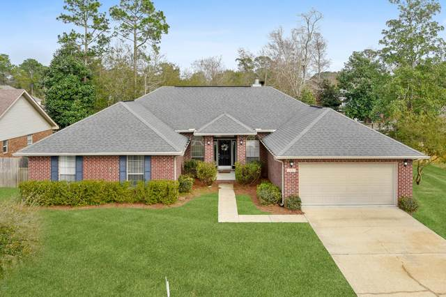 112 Avocet Ln, Ocean Springs, MS 39564 (MLS #362606) :: The Sherman Group