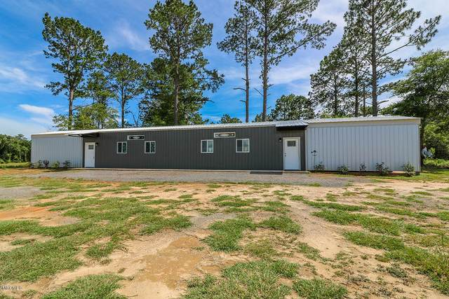 109 Latroy Cooley Rd, Lucedale, MS 39452 (MLS #362612) :: Coastal Realty Group