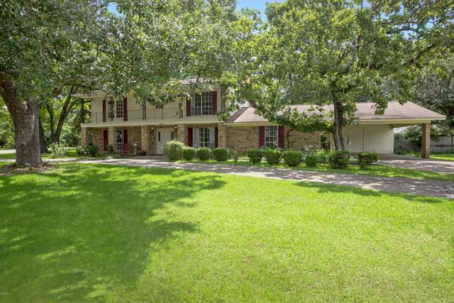 1413 Lagrange Dr, Gautier, MS 39553 (MLS #362617) :: Coastal Realty Group