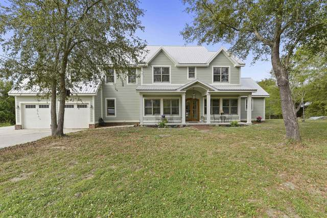 2364 Davidson Rd, Ocean Springs, MS 39564 (MLS #362634) :: Coastal Realty Group