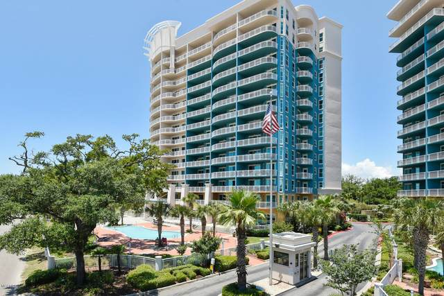 2228 Beach Dr #405, Gulfport, MS 39507 (MLS #362741) :: The Sherman Group