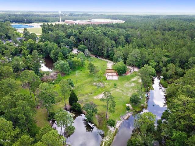 6501 Twin Bayou Drive, Ocean Springs, MS 39564 (MLS #363025) :: Coastal Realty Group