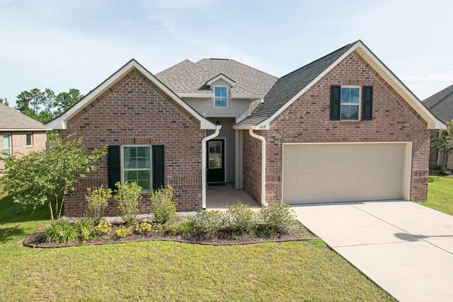 489 Palm Breeze Dr, Ocean Springs, MS 39564 (MLS #363304) :: Berkshire Hathaway HomeServices Shaw Properties