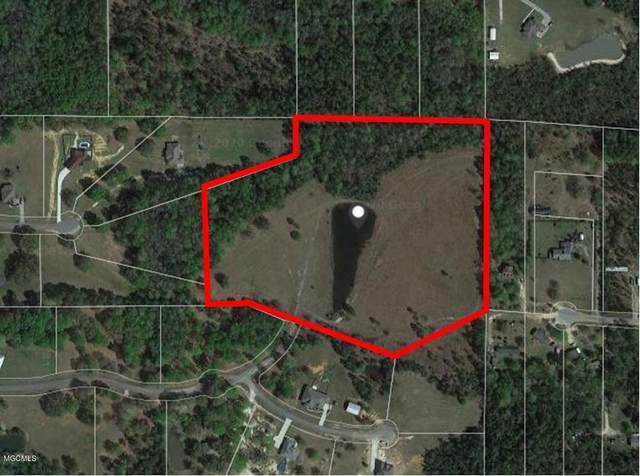 0 Woodridge Dr, Saucier, MS 39574 (MLS #363383) :: The Sherman Group