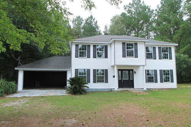 119 Short Leaf Ln, Lucedale, MS 39452 (MLS #363448) :: The Sherman Group