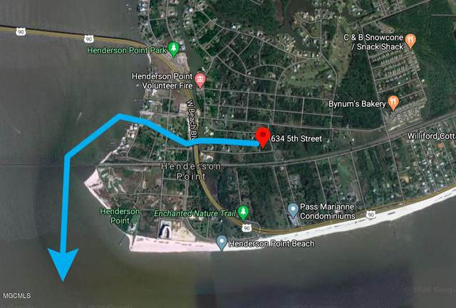 634 5th St, Pass Christian, MS 39571 (MLS #363507) :: Coastal Realty Group