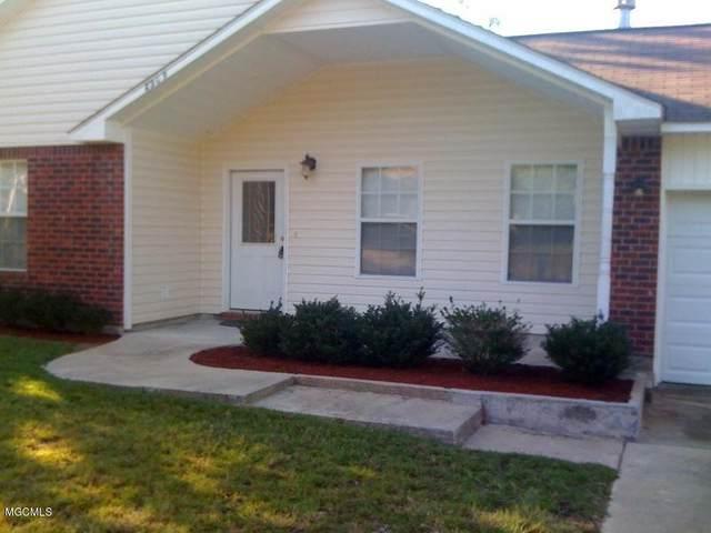 8909 Mermaid Ave, Ocean Springs, MS 39564 (MLS #363563) :: Coastal Realty Group