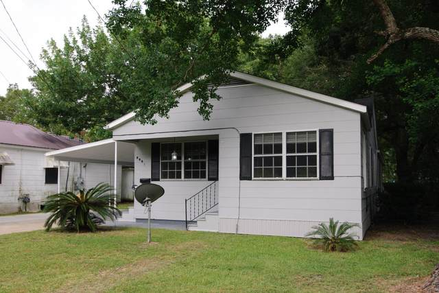 2005 11th St, Pascagoula, MS 39567 (MLS #363577) :: The Sherman Group