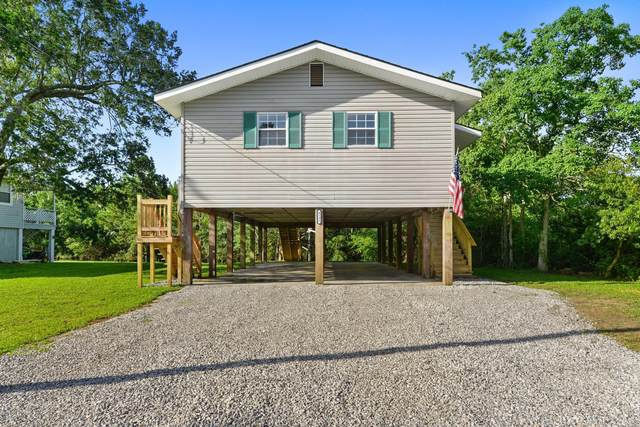 4131 20th Ave, Bay St. Louis, MS 39520 (MLS #363605) :: Coastal Realty Group