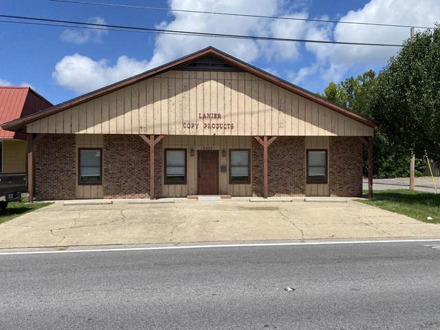 3117 Chicot St, Pascagoula, MS 39581 (MLS #363621) :: The Sherman Group