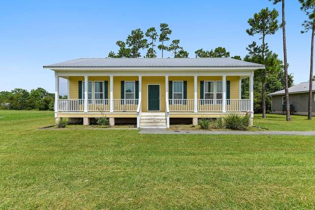 105 Cecilia St, Bay St. Louis, MS 39520 (MLS #363695) :: The Sherman Group
