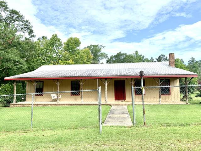 Address Not Published, Richton, MS 39476 (MLS #363707) :: The Sherman Group