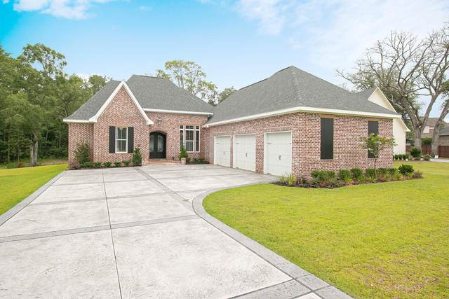 5606 Caymus Cv, Ocean Springs, MS 39564 (MLS #363794) :: The Demoran Group of Keller Williams