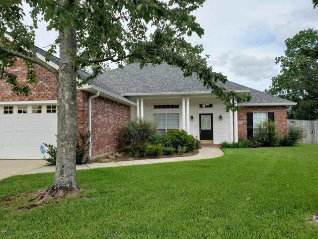 13254 E Carriage Cir, Gulfport, MS 39503 (MLS #363818) :: The Demoran Group of Keller Williams