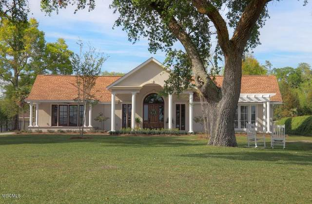 925 E Scenic Dr, Pass Christian, MS 39571 (MLS #363859) :: Coastal Realty Group