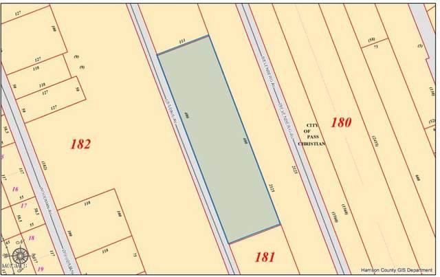 0 Saint Paul Ave, Pass Christian, MS 39571 (MLS #363868) :: Berkshire Hathaway HomeServices Shaw Properties