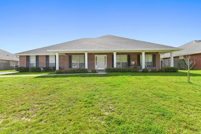 17166 Coventry Estates Blvd, D'iberville, MS 39540 (MLS #363899) :: Keller Williams MS Gulf Coast
