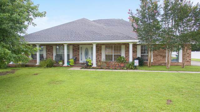 14005 Virginia St, Ocean Springs, MS 39565 (MLS #363926) :: Berkshire Hathaway HomeServices Shaw Properties