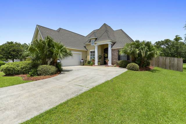 102 Yarborough Pl, Waveland, MS 39576 (MLS #363972) :: Coastal Realty Group