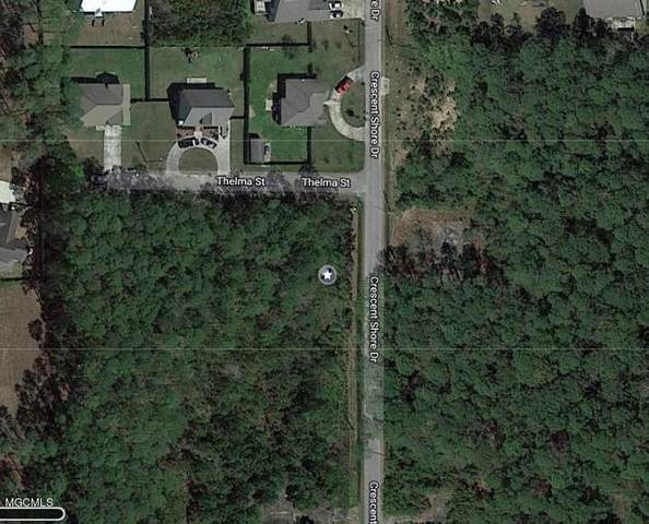 Lots 33&34 Crescent, Ocean Springs, MS 39564 (MLS #364029) :: Coastal Realty Group
