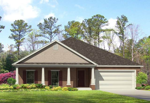 9352 Mallette Dr, Biloxi, MS 39532 (MLS #364038) :: Coastal Realty Group