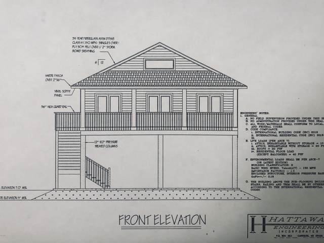 2076 Hollywood Dr, Bay St. Louis, MS 39520 (MLS #364046) :: Coastal Realty Group