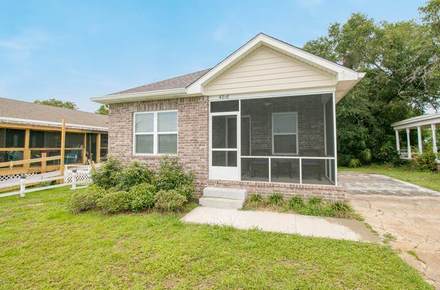 4216 Central St, Gulfport, MS 39501 (MLS #364053) :: Coastal Realty Group