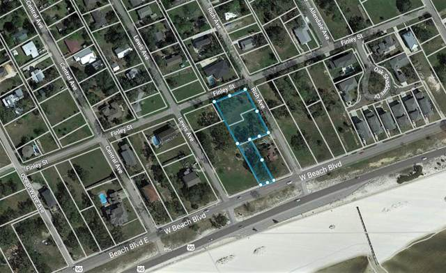 5204 W Beach Blvd (3 Parcels Total) Blvd, Gulfport, MS 39501 (MLS #364066) :: The Demoran Group of Keller Williams