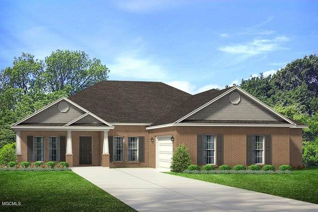 7117 Sonoma Dr, Biloxi, MS 39532 (MLS #364161) :: The Sherman Group