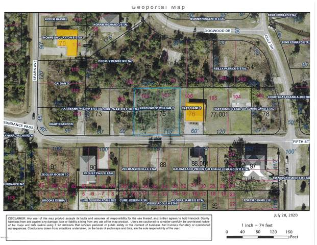 426 Sears Ave, Waveland, MS 39576 (MLS #364202) :: The Sherman Group