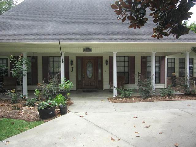 603 Hide A Way Ln, Carriere, MS 39426 (MLS #364216) :: Berkshire Hathaway HomeServices Shaw Properties