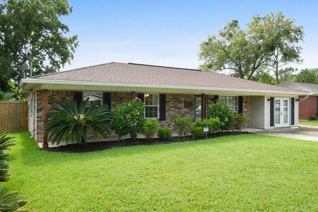7201 Bienville Dr, Biloxi, MS 39532 (MLS #364249) :: The Sherman Group