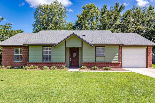 1304 Springridge Dr, Gautier, MS 39553 (MLS #364277) :: Coastal Realty Group