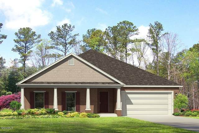 10749 Chapelwood Dr, Gulfport, MS 39503 (MLS #364304) :: Berkshire Hathaway HomeServices Shaw Properties