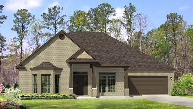 1224 Carraway, Ocean Springs, MS 39564 (MLS #364407) :: The Sherman Group