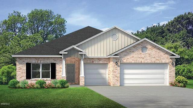 5005 Sand Dollar Dr., Long Beach, MS 39560 (MLS #364411) :: The Sherman Group